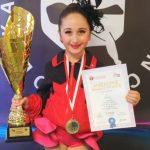 Foto: O moldoveancă de 9 ani reprezintă Canada la Campionatul mondial de balet și jazz