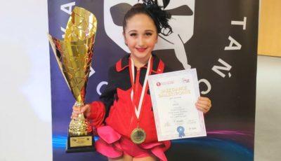O moldoveancă de 9 ani reprezintă Canada la Campionatul mondial de balet și jazz