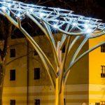 Foto: În ce sectoare ale Capitalei vor fi instalați cei doi arbori solari fotovoltaici?