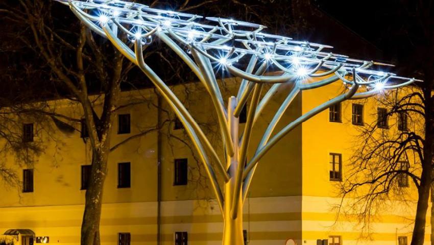 În ce sectoare ale Capitalei vor fi instalați cei doi arbori solari fotovoltaici?