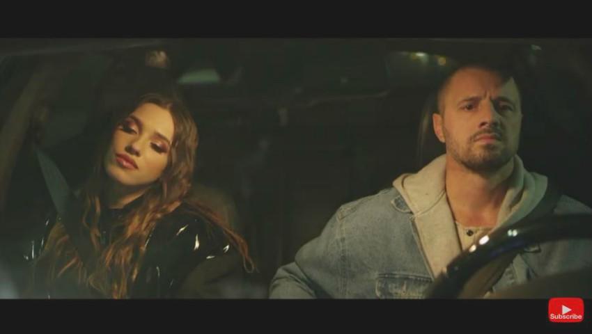"""Foto: ,,Te sărut"""" – Pavel Stratan a lansat videoclip cu… o domnișoară de 20 de ani. Ce rol joacă artistul?"""