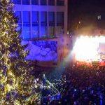 Foto: În Capitală a fost inaugurat Târgul de Crăciun. Poze