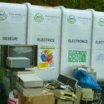 Foto: O veste bună! În capitală, vor apărea mai multe boxe de colectare a deșeurilor electronice și electrice