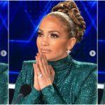 Foto: Jennifer Lopez, răvășitoare! A îmbrăcat o rochie cu despicătură adâncă, la aproape 50 de ani
