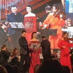 Foto: Valentina Nafornița și Rusanda Panfili – un duet impresionant la cea de-a V-a ediție a Galei Generozității