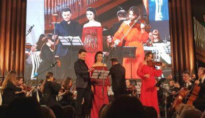 Valentina Nafornița și Rusanda Panfili – un duet impresionant la cea de-a V-a ediție a Galei Generozității