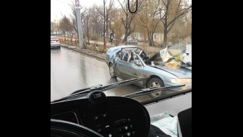 Accidentul fatal din centrul Capitalei a fost surprins de camerele video