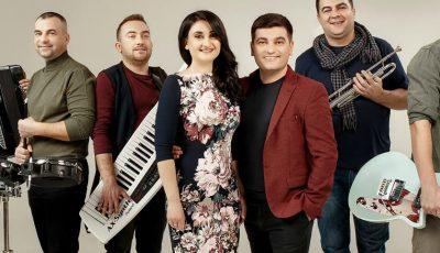 """Costi Burlacu şi Corina Ţepeş au lansat piesa ,,Lume, lume""""! Ascultă aici noua melodie"""