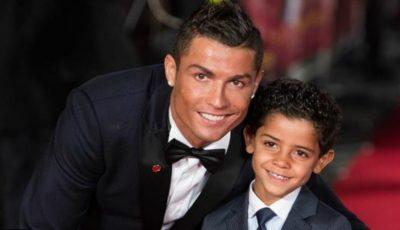Ce cadou a primit Cristiano Ronaldo de Crăciun?