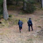 Foto: Un moldovean de 28 de ani a fost găsit mort într-o pădure din Italia