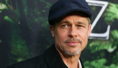 Brad Pitt a împlinit astăzi 55 de ani