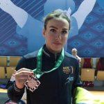 Foto: Moldoveanca Cristina Iovu riscă suspendarea pe viaţă, după ce a fost depistată pozitiv la testul antidoping