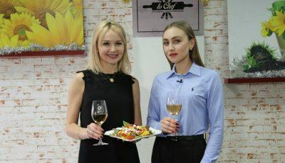 Salată de sărbătoare de la Ecaterina Lica și fiica ei
