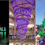 Foto: Iată unde poți admira cei mai spectaculoși brazi de Crăciun din lume!