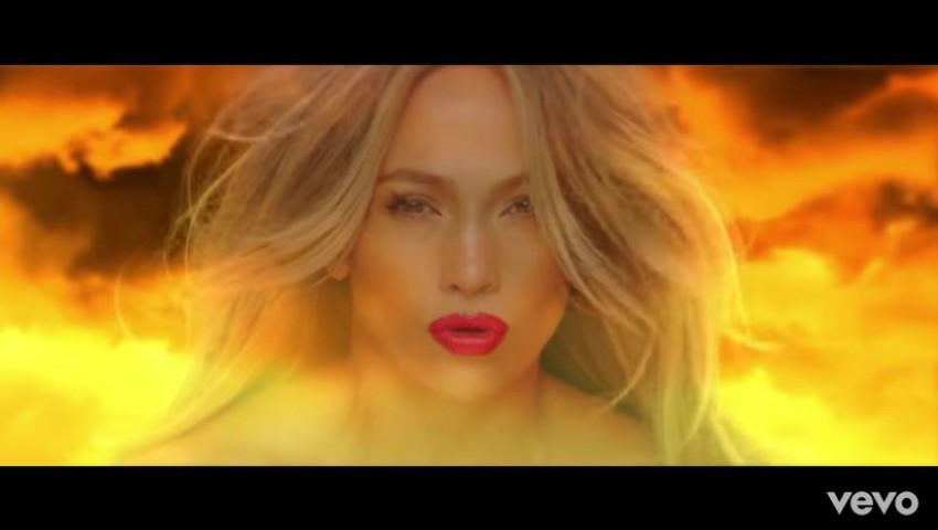 Foto: Jennifer Lopez a lansat un videoclip în care apare alături de fiica ei, Emme, în vârstă de 10 ani