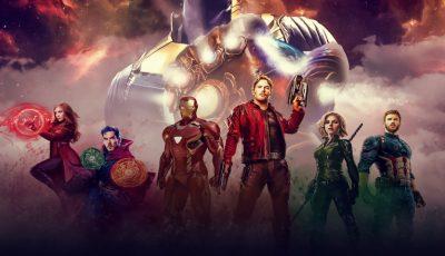 Top 10 filme cu cele mai mari încasări la nivel mondial în 2018