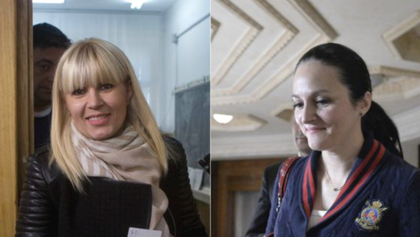 Foto: Primele declarații ale Elenei Udrea după eliberarea din închisoarea din Costa Rica