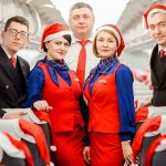 Foto: Pasagerii cursei aeriene Milano-Chișinău au primit cadouri la aterizarea pe Aeroportul Chișinău!