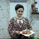 Foto: Online Cooking Show cu Lenuța Gheorghiță – Ruladă din legume cu pește