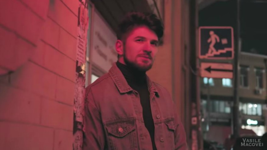 Foto: Vasile Macovei a lansat prima sa piesă în limba rusă