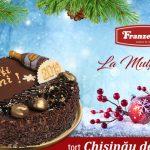 Foto: Sărbători mai frumoase, cu torturile Franzeluţa pe masă!