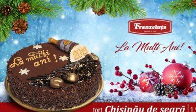 Sărbători mai frumoase, cu torturile Franzeluţa pe masă!