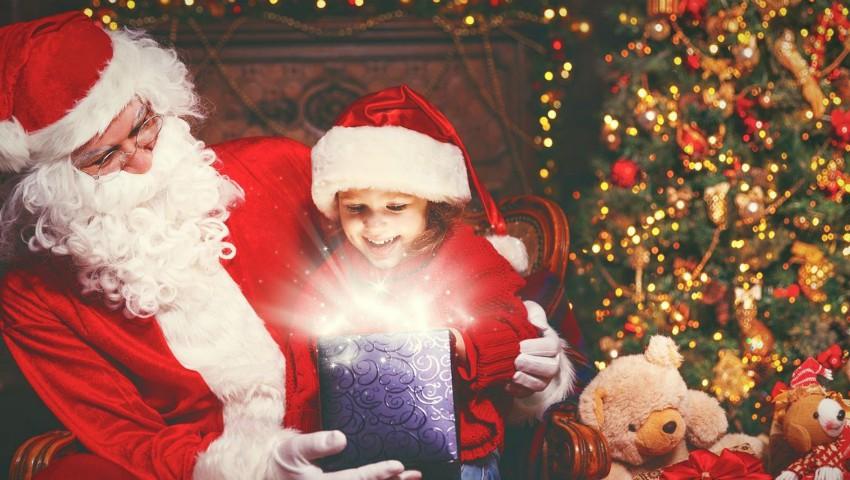 Foto: Povestea lui Moş Crăciun, pe înţelesul copiilor