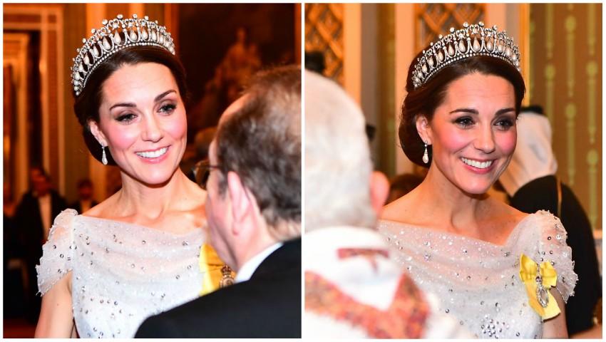 Foto: Kate Middleton, apariție de senzație! Ducesa a arătat ca o prințesă din povești
