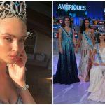 Foto: Cine este tânăra care a reprezentat Moldova la Miss World 2018?