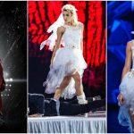 """Foto: O moldoveancă a făcut furori pe ritmurile piesei """"Eroina"""" a lui Carla's Dreams, la showul rusesc ,,Танцы"""""""