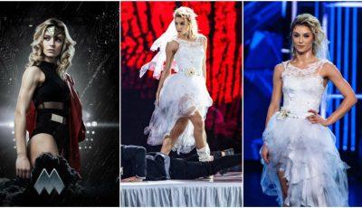 """O moldoveancă a făcut furori pe ritmurile piesei """"Eroina"""" a lui Carla's Dreams, la showul rusesc ,,Танцы"""""""
