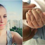 Foto: Cum arată Andreea Ibacka, la doar câteva zile după nașterea fiicei ei
