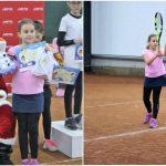 Foto: O fetiță de 10 ani din Moldova a câștigat Turneul Campionilor 2018!