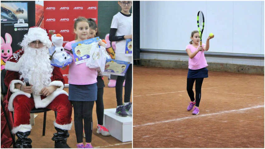 O fetiță de 10 ani din Moldova a câștigat Turneul Campionilor 2018!