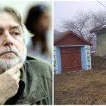 Foto: Casa părintească a lui Adrian Păunescu, de la Copăceni, se află într-o stare jalnică