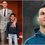 Foto: Ce cadou i-a făcut Ronaldo fiului său, care a împlinit 8 ani