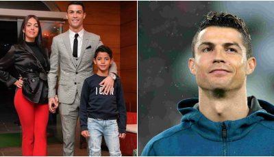 Ce cadou i-a făcut Ronaldo fiului său, care a împlinit 8 ani