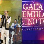 Foto: Ion Paladi a obținut Premiul pentru Cel mai popular artist din Moldova, la Gala Premiilor ETNO TV!