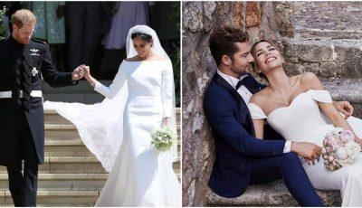 Cupluri celebre care s-au căsătorit în 2018