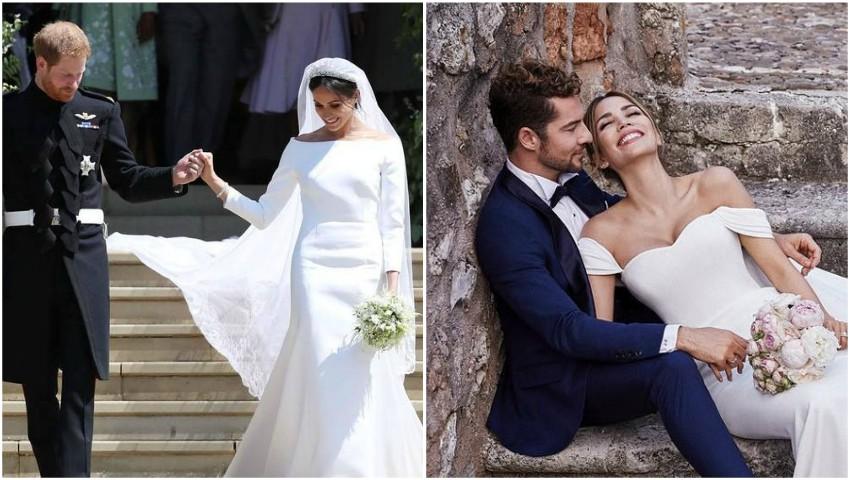 Foto: Cupluri celebre care s-au căsătorit în 2018