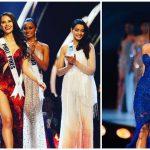 Foto: Senzațional! O finalistă Miss Universe 2018, în rochia unui designer din Moldova