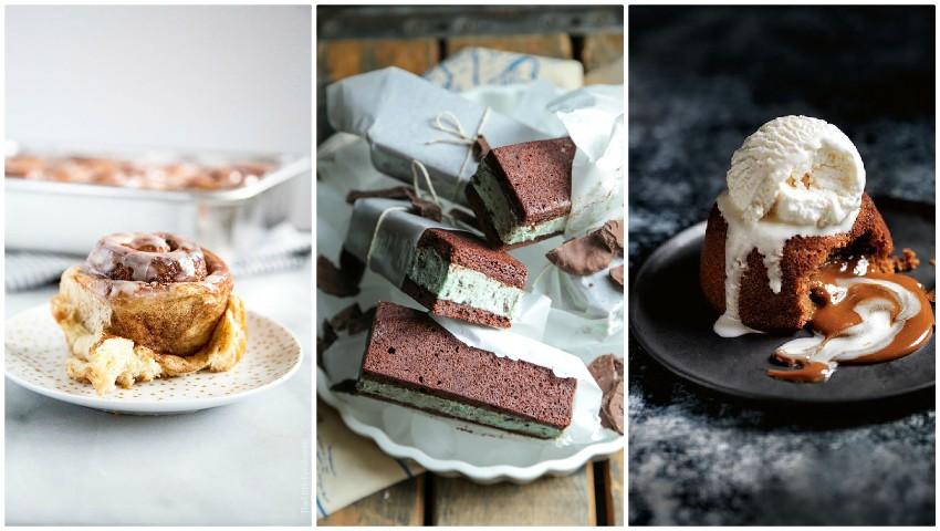 Foto: Deserturi de Crăciun cu înghețată – un deliciu culinar irezistibil. Surprinde-ți invitații de sărbători!