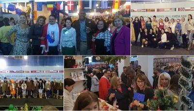 Chișinăul a găzduit cea de-a XXII-a ediție a Târgului Internațional de Caritate!