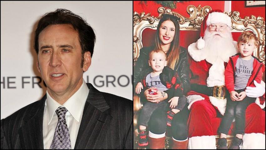 Foto: Nicolas Cage plătește o pensie alimentară uriașă nepoţilor săi români, Lucian şi Sorin