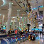 Foto: Video! Orașul Dubai a intrat în Cartea Recodurilor pentru Cel mai mare glob de Crăciun din lume
