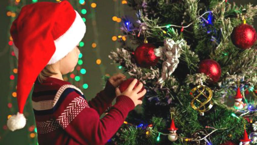 Foto: Povestea bradului de Crăciun! Cum a apărut pomul în casele oamenilor