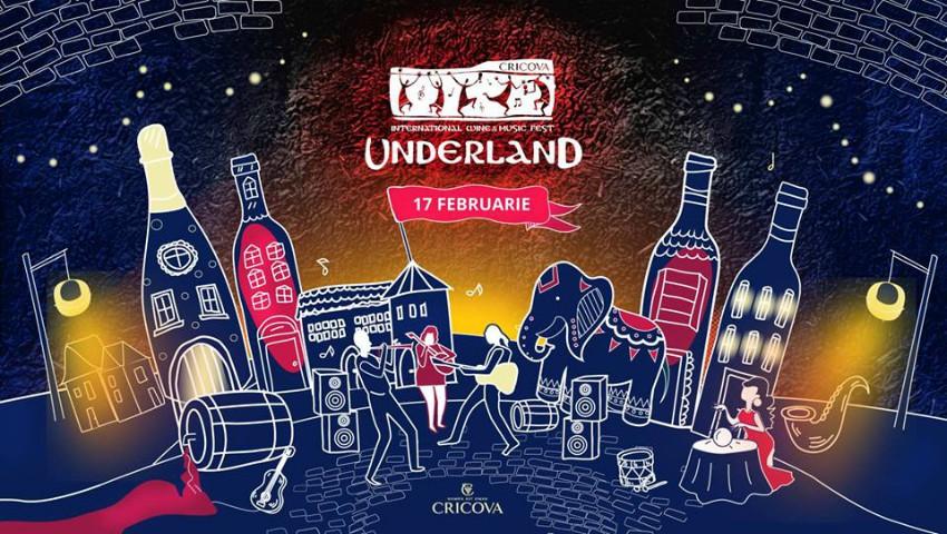 Foto: Festivalul Underland revine! Vezi ce surprize te așteaptă la ediția din 2019