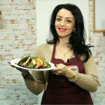 Foto: Online Cooking Show cu Mariana Șura – Ratatouille de sărbătoare