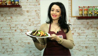 Online Cooking Show cu Mariana Șura – Ratatouille de sărbătoare