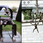 Foto: 18 sculpturi din lumea întreagă care te vor face să te oprești pentru a le admira